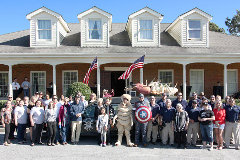 American Pest Control Hosts Tax Day Event